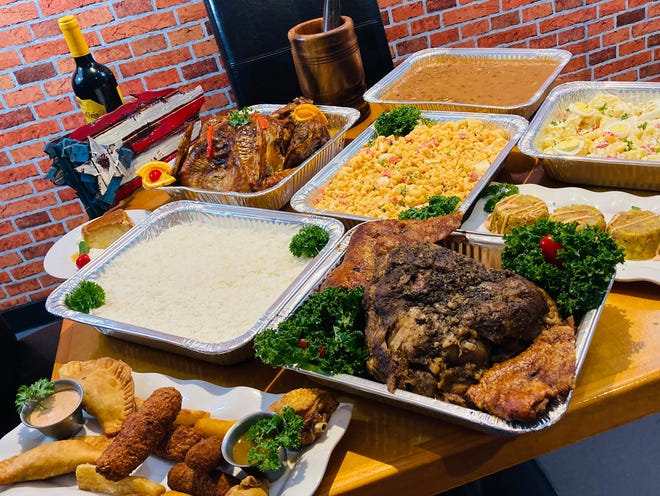Latin Flavor in Melbourne has family meal packs for the holidays.