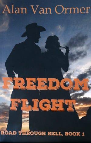 """Freedom Flight"" by Alan Van Ormer."
