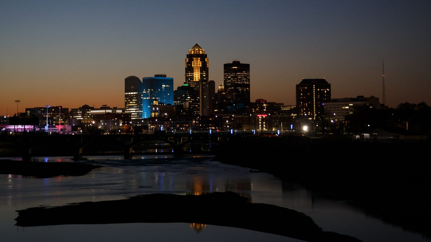 Des Moines leaders seek consultant for new downtown vision for COVID-19 recovery and beyond
