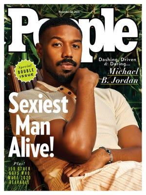 Majalah People menyebut Michael B.Jordan sebagai Pria Terseksi 2020 yang Hidup.