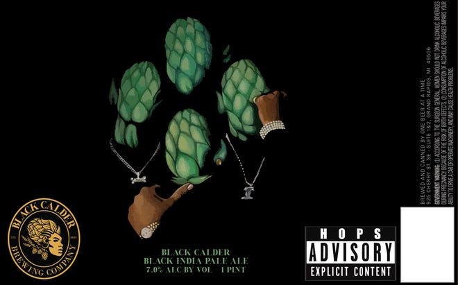 Rilis pertama Black Calder Brewing Co., Black IPA, keluar 27 November melalui Broad Leaf Brewing di Kentwood, MI.
