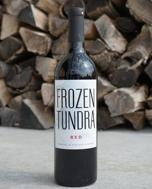 Frozen Tundra Red, Parallel 44 Vineyard & Winery