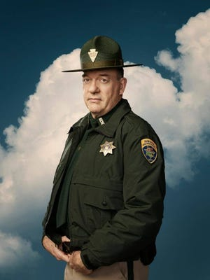 A character in the new series Big Sky plays a Montana Highway Patrol trooper.