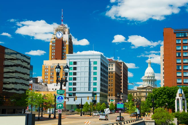 Lansing is leading the charge on creating new technology and improving on strategies to reduce CO2 emissions.