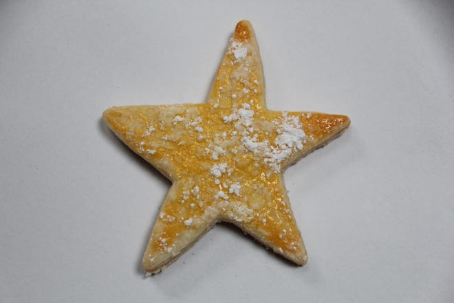 Ken-David Masur's Advent Cookies
