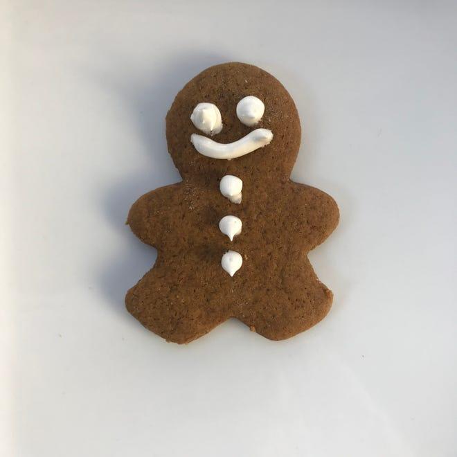 LeRoy Butler's gingerbread cookies