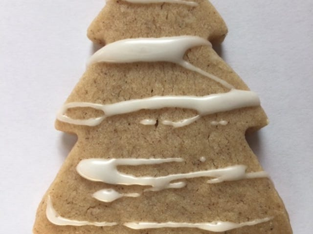 Julie Thorsen's Cut Out Spice Cookies