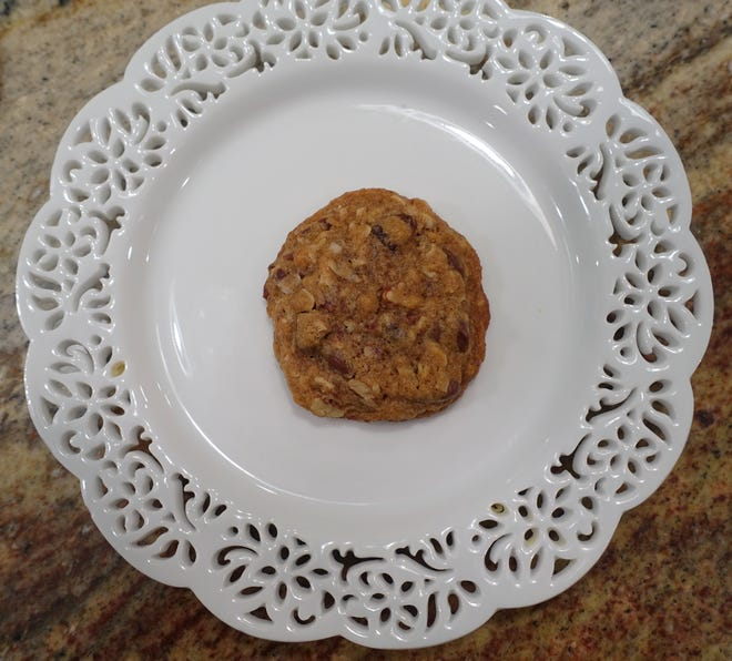Sheri Williams Pannell's Miss Ida's Cowboy Chocolate Chip Cookies