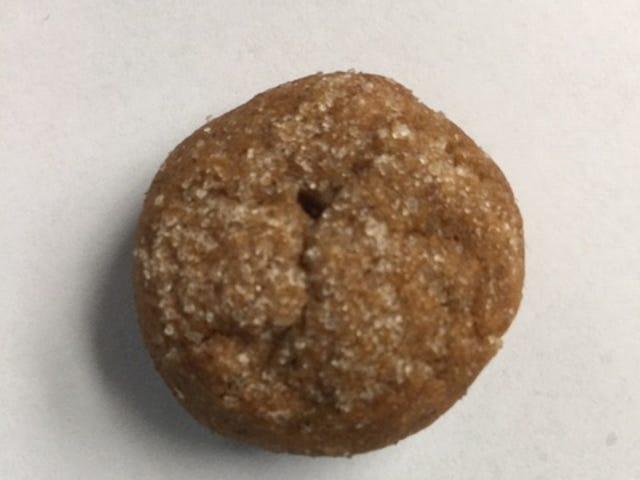 Lee E. Ernst's ginger snaps