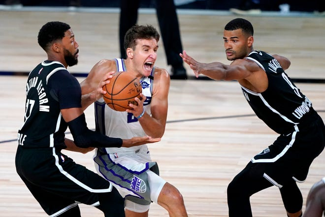 The Milwaukee Bucks had reportedly put together a deal to get Bogdan Bogdanovic from the Kings early in the week.