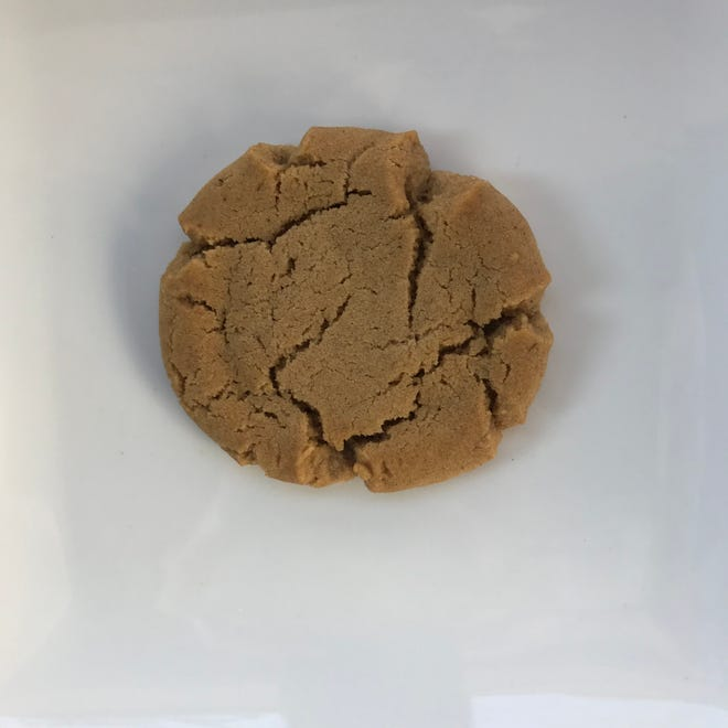 Lahna Vanderbush's Vegan Ginger Cookies