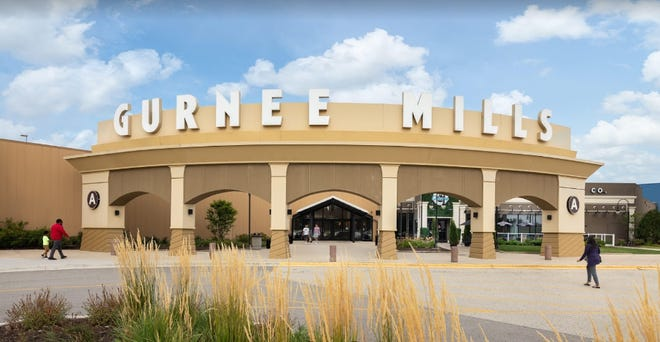 Gurnee Mills, a regional shopping mall just south of Kenosha County, is in financial trouble.