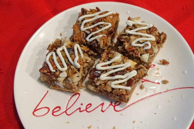 Nancy Stohs' Chewy Date Bars