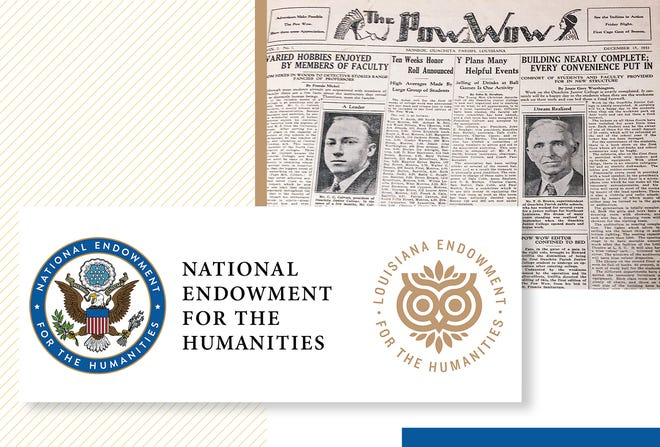 A grant from the National Endowment for the Humanities and Louisiana Endowment for the Humanities will let the University of Louisiana at Monroe digitize student newspapers that span 5 decades of the organization's history.