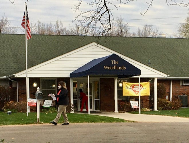A COVID-19 outbreak at The Woodlands nursing home in Muncie has claimed ten lives as of Nov. 18, 2020.
