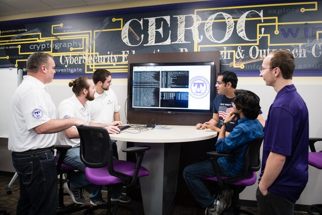 Tennessee Tech's cybersecurity concentration is producing some of the best graduates in the industry.