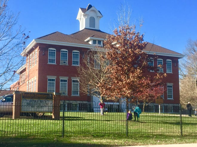 Public input is being sought on whether to raze Pataskala Elementary to make way for a new building, or instead to preserve it.