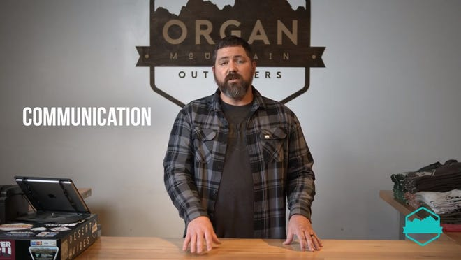 Chris Lang, founder of Organ Mountain Outfitters, explains the three keys to success as part of the New Mexico 2.0 program he launched to help small businesses struggling during the pandemic.