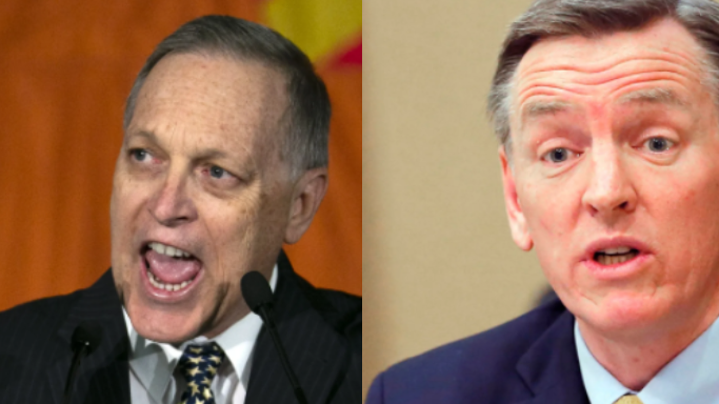 FACT CHECK: Reps. Andy Biggs, Paul Gosar still touting baseless election-fraud claims