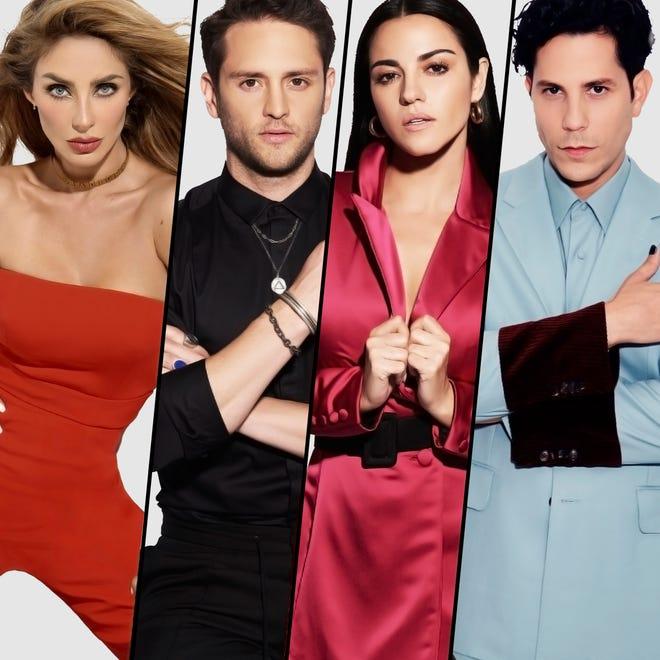 Anahí, Christopher, Maite y Christian saben que el verdadero éxito de RBD, no es el número de personas que lo integra, sino es la esencia de su música.