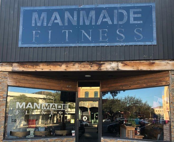 Man Made Fitness, 117 S. Chadbourne St.