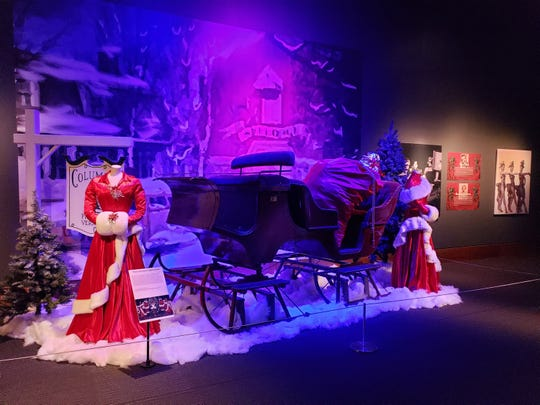 ÒWhite Christmas Ð The Exhibition,Ó at the Upcountry History Museum