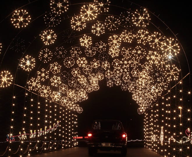 The South Jersey Holiday Light Show, a drive-through holiday light spectacular presented by BOLD Media, will offer safe, holiday fun at Bridgeport Speedway at 83 Flood Gate Road in Swedesboro. The show opens at 5 p.m. Nov. 19.