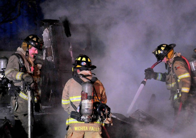 Wichita Falls firefighters