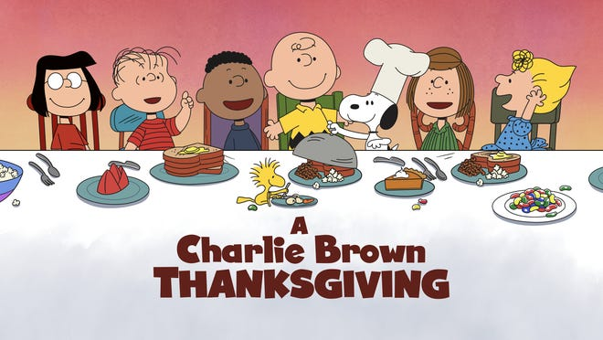 Charlie Brown and friends will celebrate Thanksgiving on PBS as well as Apple TV+ this holiday season.