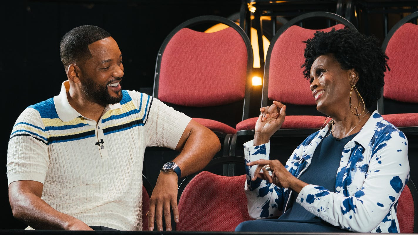 Will Smith and Janet Hubert extinguish ugly, decades-long feud in 'Fresh Prince' reunion
