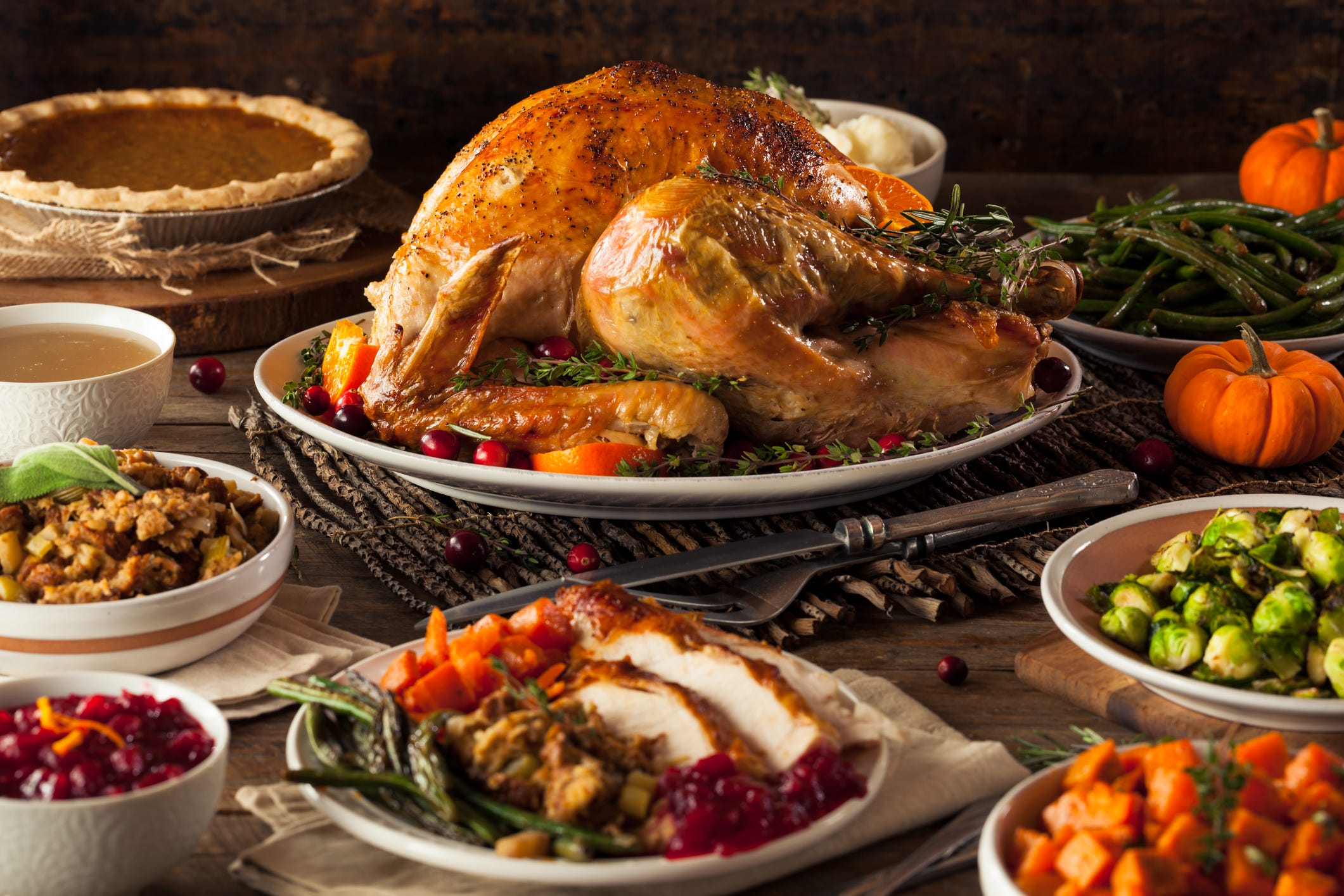 Is gravy a liquid? What Thanksgiving foods you can (and can't) bring through TSA security