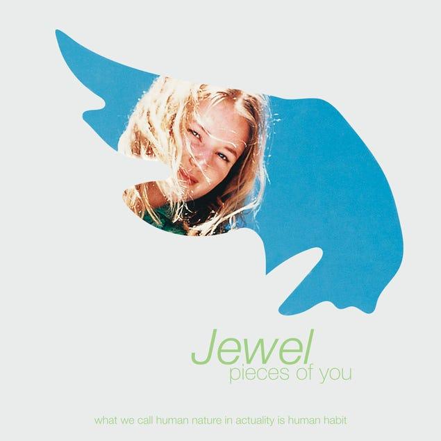 Cover of Jewel's debut album