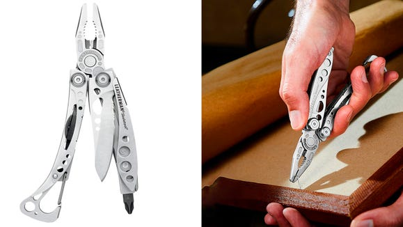 This Leatherman multitool has so many helpful uses.