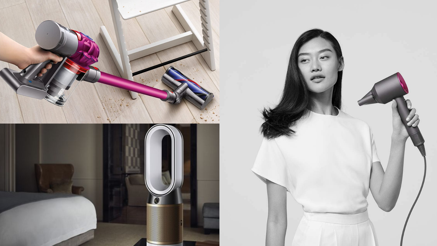 The 12 best gifts to buy from Dyson