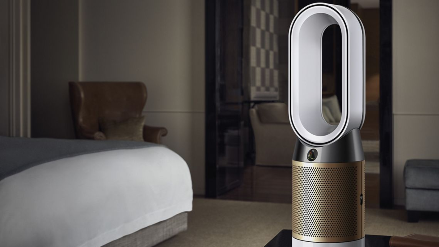 The splurge-worthy Dyson air purifier is a perfect gift for anyone in 2020