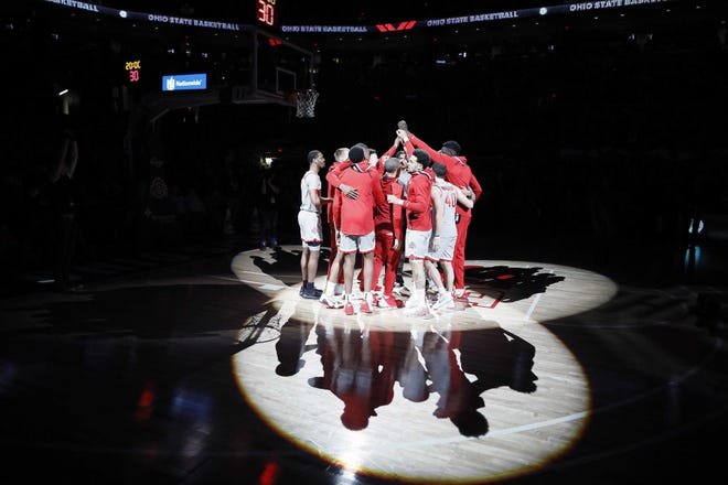 The Ohio State men's basketball team will open a 27-game schedule on Wednesday at home against Illinois State.