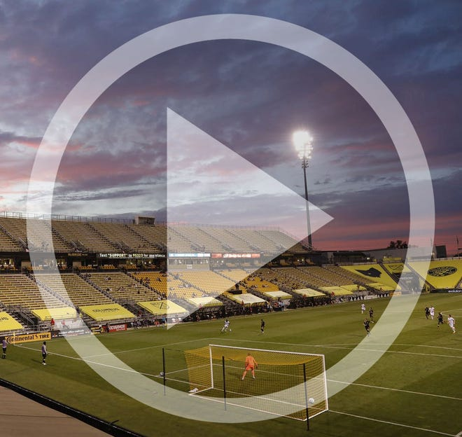 For the first time since this match against the Philadelphia Union on Sept. 2, only family and guests of staff, coaches and players will be allowed to attend a Crew game.