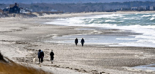 The Woods Hole Sea Grant, in collaboration with the town of Sandwich, has launched its first CoastSnap station at Town Neck Beach, which has seen significant erosion from winter storms.