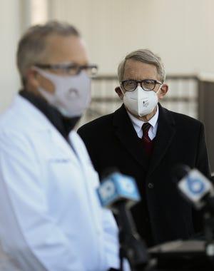 Ohio Gov. Mike DeWine has said he will veto bills like Senate Bill 22, which seek to add legislative input on state health orders like those made during the coronavirus pandemic.