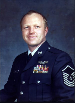 Retired Air Force Senior Master Sgt. Morgan Smith died earlier this month in Lakeland at 79, a victim of COVID19.