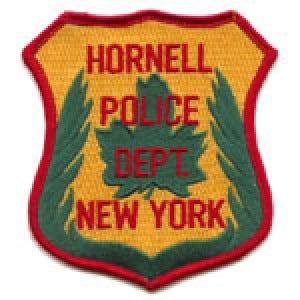 Hornell police report the arrest of a Whitesville resident following a traffic stop in the Maple City.
