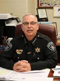 Allegany County Sheriff Rick Whitney