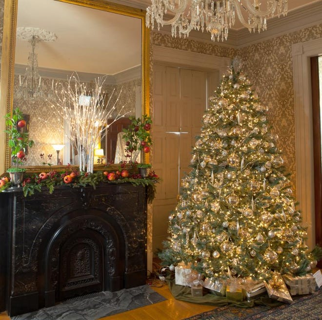 The holiday being Nov. 27 at the Rotch-Jones-Duff House and Garden Museum in New Beddford.