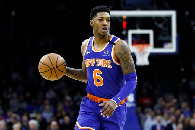 The New York Knicks on Thursday waived veterans Elfrid Payton, Taj Gibson and Wayne Ellington and declined their team option on Bobby Portis.