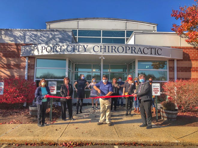 Port City Chiropractic has a new home in Portsmouth at 100 Griffin Road, Unit C.