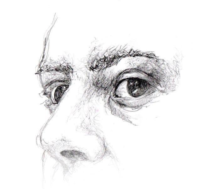 Illustration of Joseph Smith by Rachael Thomas