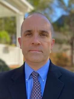 Incoming Carolina Beach Police Chief Vic Ward
