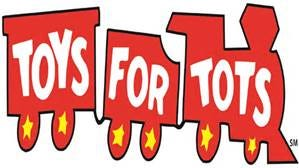 American Legion Post 10 will hold its Toys for Tots Christmas party on Sunday, Dec. 20.