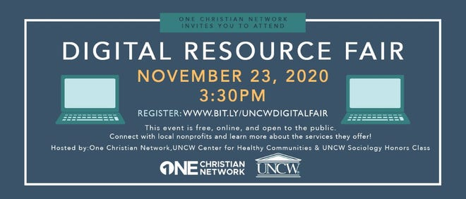 One Christian Network will host a Digital Resource Fair on Monday, Nov. 23.