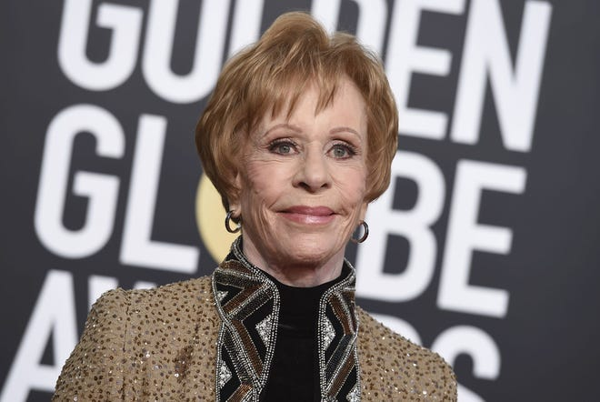 """Sixty-five episodes of """"The Carol Burnett Show"""" have been restored and expanded and are streaming for the first time on services including Hulu and Tubi."""